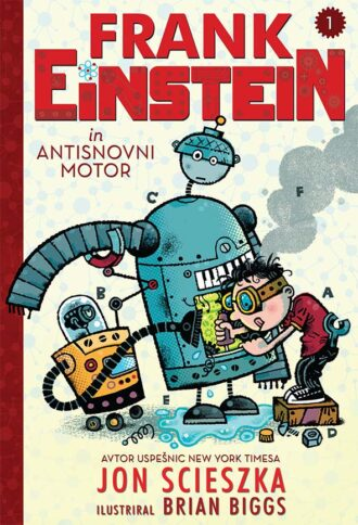 FRANK EINSTEIN IN ANTISNOVNI MOTOR